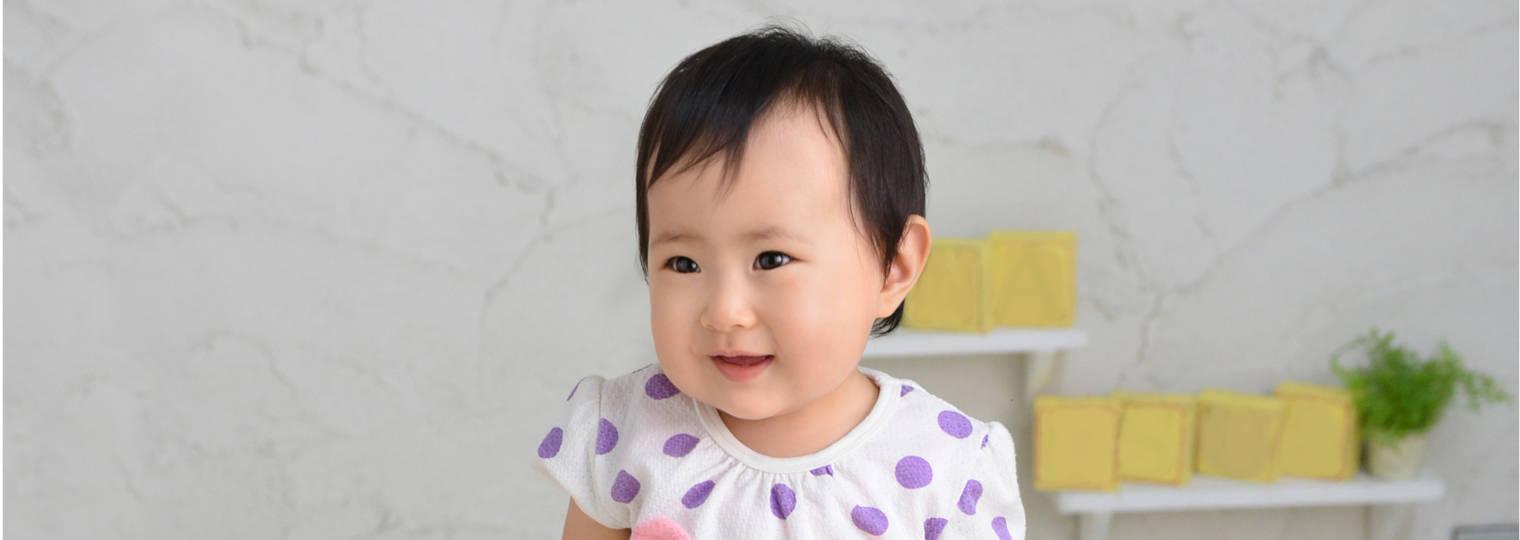 1歳の誕生日イメージ2