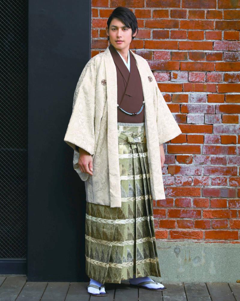 紋付袴レンタルコース