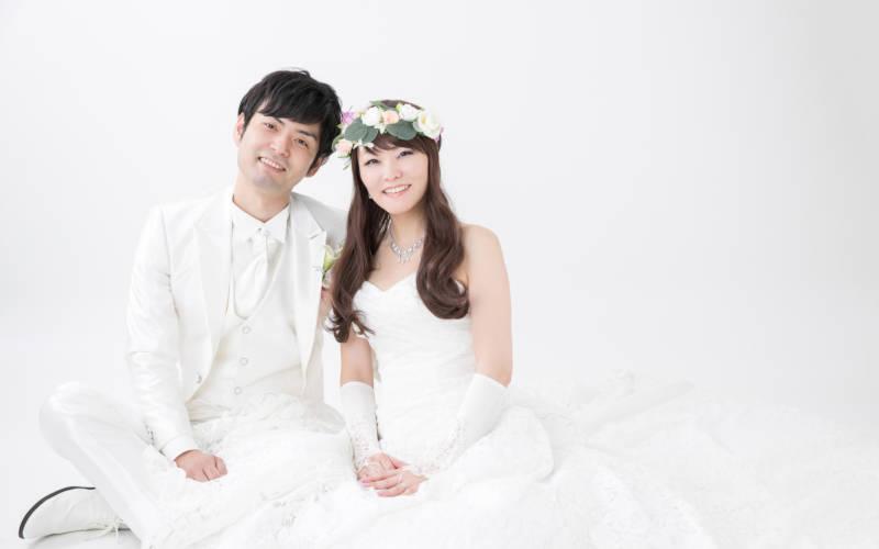 写真だけの結婚式イメージ2