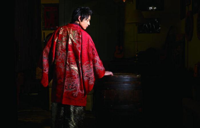 男の成人式!紋付袴レンタル・着付け付き ¥48,000!